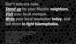 Tracker - How The Huffington Post Is Combating Islamophobia -