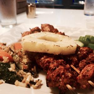 #FoodieFriday Hot & Spicy Peri Peri Kabobs -