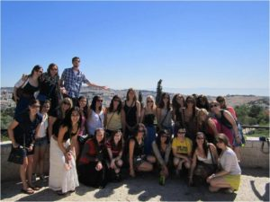birthright israel hook up